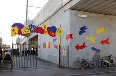 """Le Tube"" (Cenon) by Gusto (France, Bordeaux)"