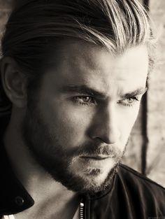 Chris Hemsworth - A god amongst mortals.
