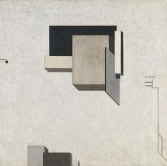 Jews in the Russian Avant-Garde: El Lissitzky | Art of the Russias