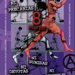 """8 de Marzo: Día Internacional de la Mujer Trabajadora. """"Ni precaria, ni sumisa, ni devota, ni invisible"""" - Sección Sindical Estatal CGT Tragsatec"""