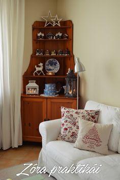Zóra praktikái blog Bookcase, Shelves, Blog, Christmas, Home Decor, Xmas, Shelving, Decoration Home, Room Decor