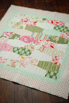 Double Dip- Nicey Jane by croskelley, via Flickr. Love this. This designer & I are kindred spirits.