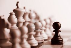 Chess against all odds