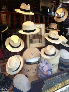Panama hats http://www.richardsfabulousfinds.com/