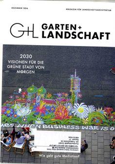 Garten und landschaft núm.12/2016 http://www.garten-landschaft.de/zeitschriften/ http://cataleg.upc.edu/record=b1001016~S4*cat