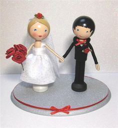 personalised wedding cake toppers brisbane clothespin dolls wedding cake toppers and clothespins on 18248