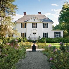 Home and Garden»Gardens»Historic North Carolina Garden Tour Historic North Carolina