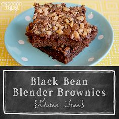 Moist and full of rich, chocolatey goodness....PLUS, protein-packed and gluten free!