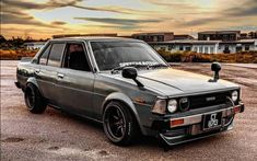 - Legendary Toyota Corolla « formidable On Toyota Corolla, Corolla Ke70, New Corolla, Bmw M30, Volvo 740, Toyota Cars, Japanese Cars, Rally Car, Jdm Cars