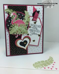 Pop of Pink Paradise 6 - Stamps-N-Lingers