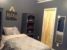 Teenage girl bedroom make over....