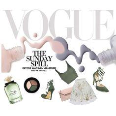 3 Olive Fashion takes Vogue