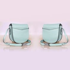 Double take with our ALPHA CROSSBODY in mint - Spring 2016 coming soon on shopphilo.com Double Take, Spring Collection, Spring 2016, Cufflinks, Swag, Mint, Luxury, Stylish, Instagram Posts