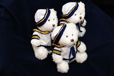 Sailor Teddy Bears