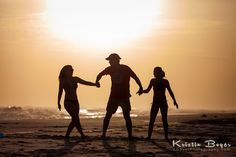 Silhouette, Sunset, Father & Daughters playing on the beach, capturing the moment, Reading on the beach, Family Vacation in Orange Beach, AL | Atlanta Family Photographer, Beach photos for teenage girls, Family Beach Photos, Sailing, Kristin Boyer, K. Boyer Photography, Atlanta Family Portrait Photographer, Spring Break,