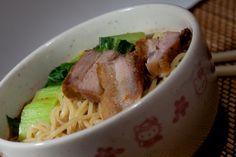 kruizing with kikukat: Almost Goma Tei: Tan Tan Noodles