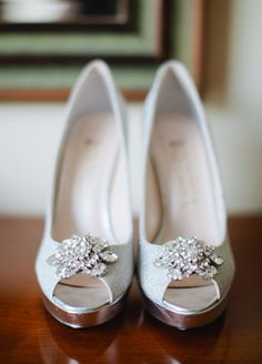 Bridal Shoes // Still-Life Media Photography // Planning: A Conceal Event // www.galygal.com