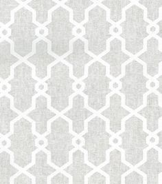 Keepsake Calico Fabric- Chain Link On White