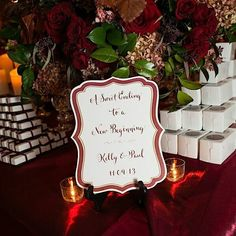 We realize that now is the time to begin planning that Fall wedding, so we bring to you the perfect muse. Starring brilliantcenterpieces byAmaryllisand a warm color palette perfect for a fall or winter affair, Kelly and Paul experienced one amazing Washington DC wedding atThe Willard Hotel. And whenEngaging Affairsshared this fabulous celebration with us, […]