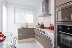 Cozinha camuflada sem ter cara de cozinha promete ser forte tendência!