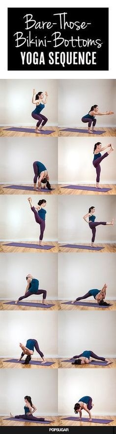 yoga poses for a firm butt