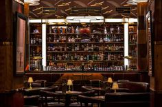Image result for AMERICAN BAR, LONDON