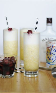 I don't know about you, but I am pretty pumped about the weather warming up. Not quite tropical, but at least we can drink something tropical. In this recipe, the pineapple and coconut rum deliver most of the flavor, while the LaCroix sparkling water adds a lovelyeffervescence, a fun touch for a grown-up slushy. I […]