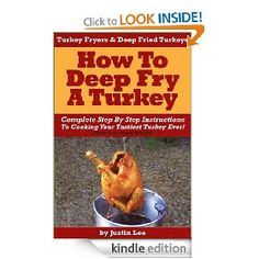 Get ready to learn exactly how to prepare a turkey in the most delicious way possible: deep frying it!