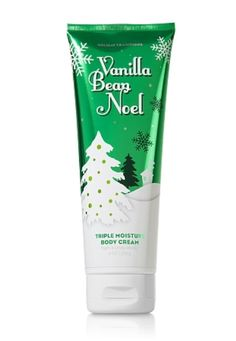 Bath & Body Works Holiday Traditions Vanilla Bean Noel Triple Moisture Body Cream, 8 g Body Lotions, Holiday Traditions, Smell Good, Favorite Holiday, Bath And Body Works, Body Care, Shot Glass, It Works, Moisturizer