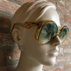 Christian Dior oversize sunglasses