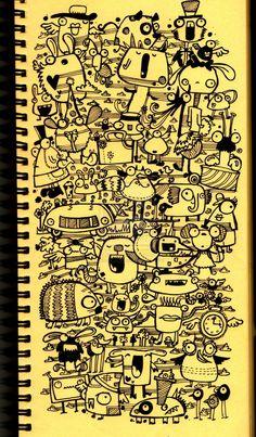 Doodle-6 by dingbat23.deviantart.com