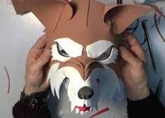 Resultado de imagen para mascaras de halloween en foami