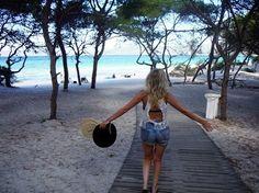 Maria Pia Beach, Sardinia