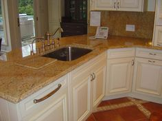 Quartz and polymer resins for countertops as well as their crushed stone.As far as quality goes for your new counters, They Will Both be durable, stain resistant, heat resistant and scratch and chip resistant. As well, with Both of These companies, you'll never worry about -have to sealing your countertop since quartz is so dense it will never require sealing of anykind. The Silestone countertops 08110 are great for you.