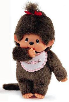 Monchhichi Monkey!