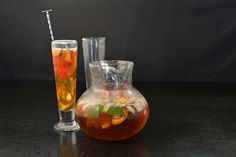 How to Make Pimms, a Simple and Quick English Summertime Drink: The Perfect Summer Drink - Pimms