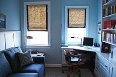Office Guest Room Combo - Ideas for change my small guest room to include an office area.  My room is 10' x 8'