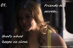 Pretty Little Liars Alison