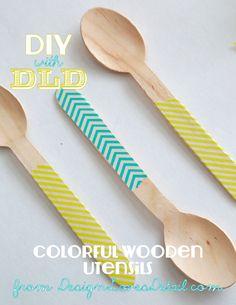 145 Best Wood Cutlery images in 2016 | Ideas, Birthday ideas