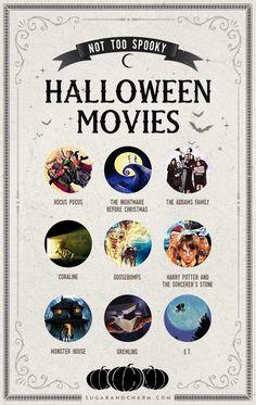 A Charming Halloween Movie Night | Sugar and Charm | Bloglovin'