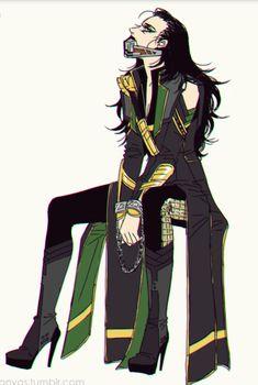 Loki x Reader Oneshots (INCLUDING TOM HIDDLESTON) - Halloween
