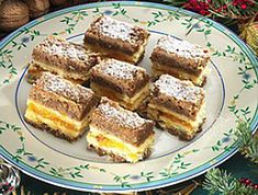 Székely torta Hungarian Recipes, Hungarian Food, Banana Bread, French Toast, Food And Drink, Beef, Cookies, Baking, Breakfast