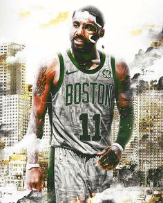 Kyrie Irving Boston Celtics edit