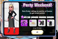 Weekend Event 12/04/2015