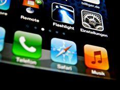 iPhone 5 Apps - By Reza Rezvani (c) 2012 - Berlin
