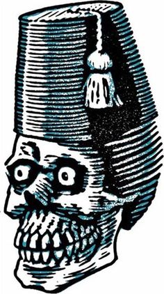 woodcut skull - Google Search