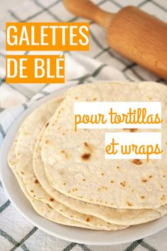 Tofu Recipes, Wrap Recipes, Healthy Recipes, Sin Gluten, Gluten Free, Batch Cooking, Fruits And Veggies, Meal Prep, Food To Make