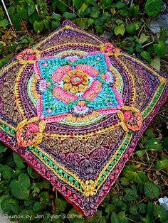 Ravelry: Equinox pattern by Jen Tyler