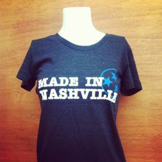 I love this Nashville shirt!!