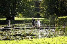 """""""Where Fairytale Weddings come alive"""" Dromoland Castle's magnificent Renaissance structure was b."""